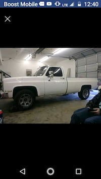white single cab pickup truck screenshot Allegan, 49010