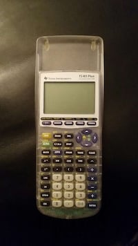 TI83 Scientific calculator  (silver edition) Chicago, 60631