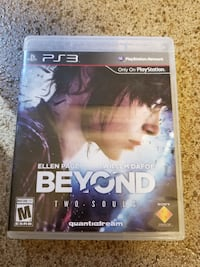 Beyond Two Souls PS3 game Boise