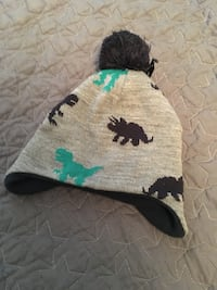 Keep little heads warm with H and M dinosaur winter hat Whitby, L1R 0L7