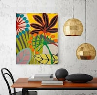 Floral Paintings\ Home decor Sterling