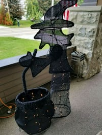 NEW HALLOWEEN WITCH LIGHT UP North Canton, 44720