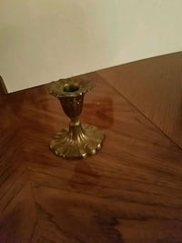 Vintage Brass Candle stick Mesa, 85202