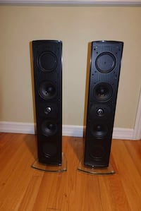 "Def tech mythos 2 and 7 and promonitor 100"" Kenner, 70065"