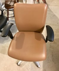 Brown leather office chair  Derwood, 20855