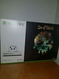 Xbox one S 1tb sea of thieves bundle  Toronto, M3C 1A1