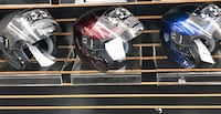 JUST IN** OUR BRAND NEW HALF FACE HELMETS** COME IN AND GET YOURS TODAY! Jacksonville, 32210