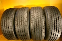 265-60-18. Michelin LTX Tires.  Prince George's County, 20746