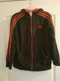 Adidas hoodie size boys L (13-14) Barrie