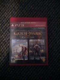 GOD OF WAR  COLLECTION Pleasant Hill, 50327