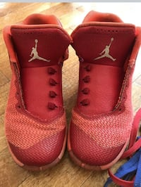 Youth size 4 Air Jordan's Lindsborg, 67456
