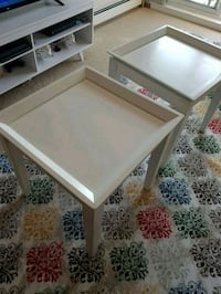 2 side and coffee tables  Division No. 11, S7M 3Z2