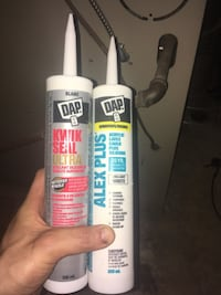Brand New White Caulk  Edmonton, T5R 1S9