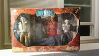 Farscape Box Set Toy Vault Year released: 2000 Joh Waterloo, 50703