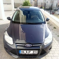 2014 Ford Focus Yenimahalle