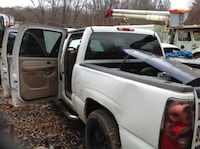 GMC Parts Truck (selling whole truck, not parts)