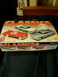 Plastic put together cars Hazel Green, 35750