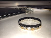 Stainless steel expandable bracelet Wyckoff, 07481