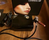 Luminess Airbrush MakeUp System *USED TWICE*$50obo Hagerstown, 21740