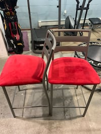 Two high chair