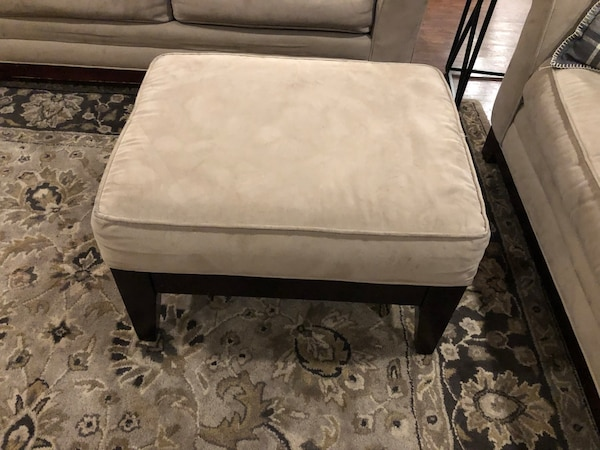Couch and Love Seat and ottoman 8ce4f638-4fe4-42b0-b76e-0b7f93469825