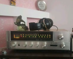 Sansui 331 Stereo Receiver