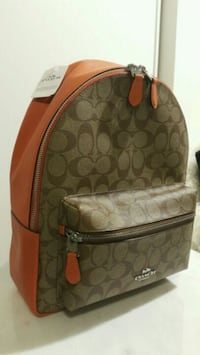 Genuine Coach backpack (brand new with tag) Toronto, M1E 5K5