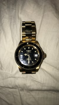 Invicta gold diving watch  Holden, 01520