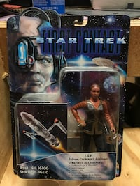 Star Trek Lily action figure pack Hagerstown