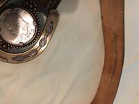 Coin belt leather  Toronto, M1G 2X2