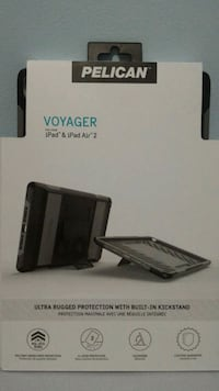 NEW Pelican Voyager iPad case Vancouver, V5P 4M7