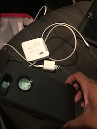 iPhone 8plus case and charger Washington, 20052