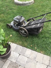 Gas lawn mower 6 hp . In great condition. Like new. Mississauga