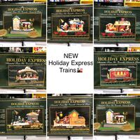 Holiday Express Train Cars NEW $30-$50 Vancouver, V5T 1X9
