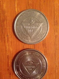 2010 Canadian tire collector coins Orillia, L3V