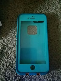 blue and black iPhone case Hyattsville, 20782