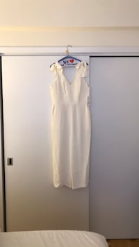 Ivory Amanda Uprichard jumpsuit New York, 10028