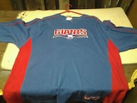 blue and red n y giants jersey