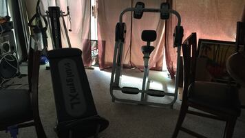 Sit up exercise equipment