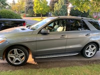 2012 Mercedes-Benz ML 350 Bluetec in a great condition. Toronto