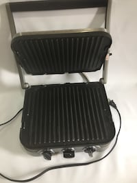 black and gray panini maker Dobbs Ferry, 10522
