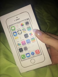 iPhone 5s (unlocked) Kitchener, N2P 1L2