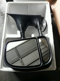 Ford f250 driver mirror powered