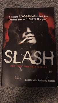 Slash book Carpendale, 26753