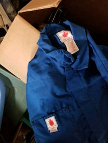 Coverall fire rated 40 48 50 welding new