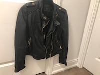 ZARA Genuine Leather Jacket Toronto, M4P 3H6