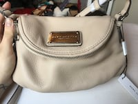 NWT Marc Jacobs Mini Leather Messenger Bag