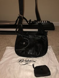 Black leather Brighton purse  Hagerstown, 21740