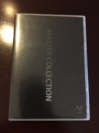Selling Adobe Master Collection (with creative suite 4) Oakville, L6M 3G9