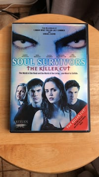 Soul Survivors DVD Movie Laurel